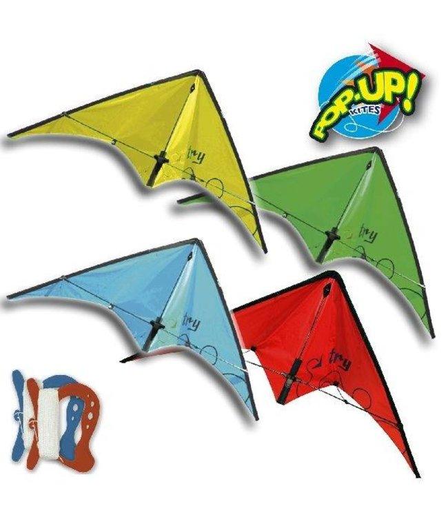 Rhombus Rhombus Pop-Up Stuntvlieger Try Asorti