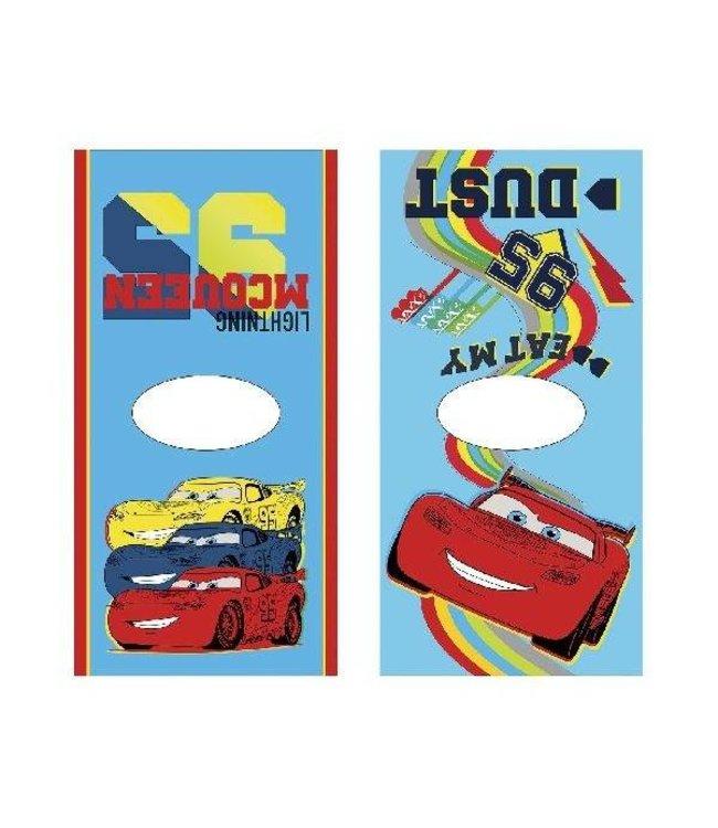 Disney Cars Cars Poncho Handdoek 50x100cm Assorti
