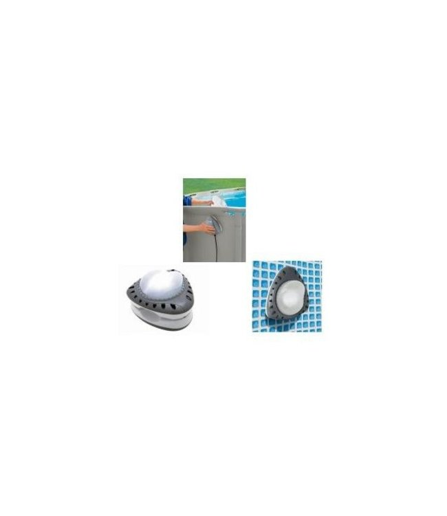Intex Intex 28688 Magnetische LED Wandmontage Zwembad Verlichting