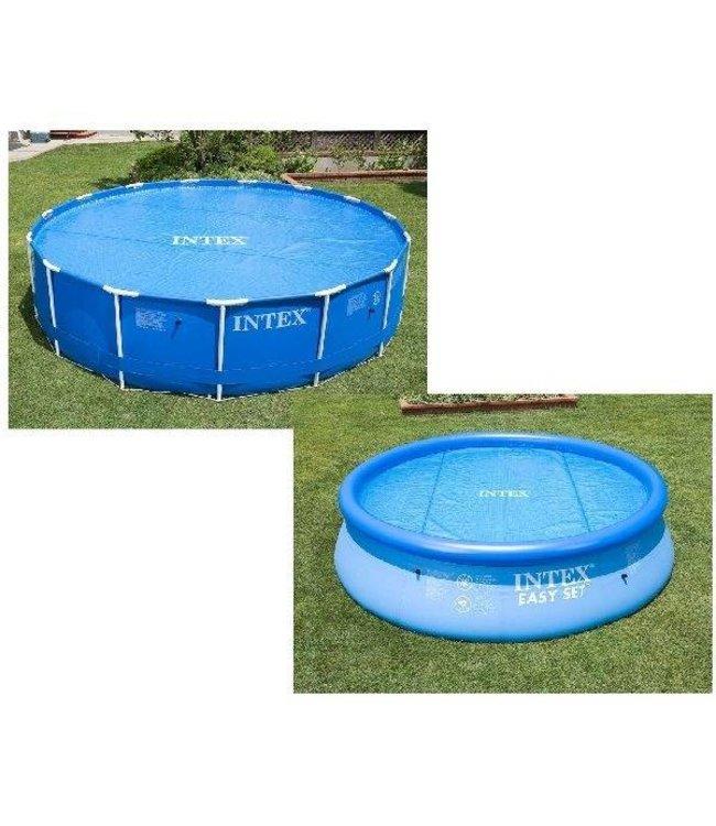 Intex Intex 29020 Solar Cover Afdekzeil voor Zwembaden van 244 cm