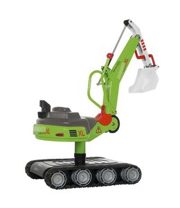 Rolly Toys Rolly Toys RollyDigger XL Graafmachine Groen