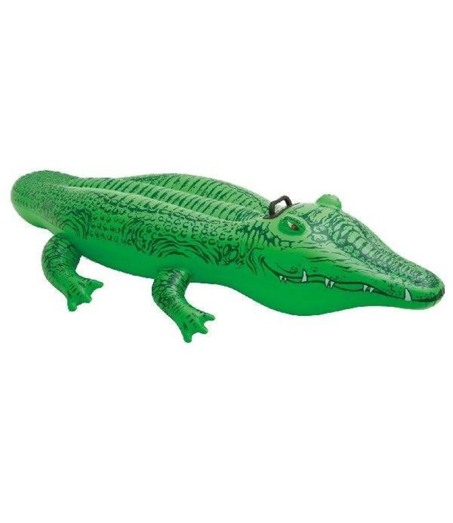 Intex Intex Water Ride-on Krokodil 168x86cm