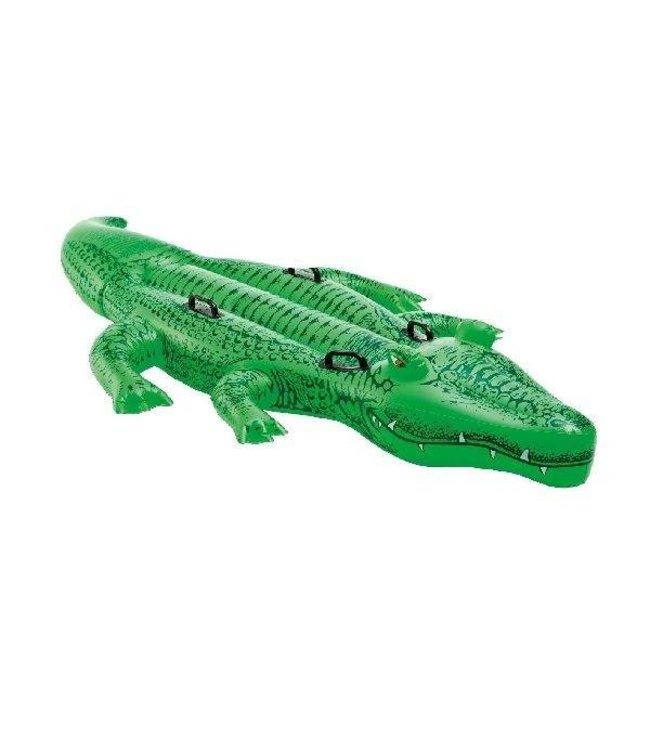 Intex Intex Water Ride-on Reuze Krokodil 203x114cm