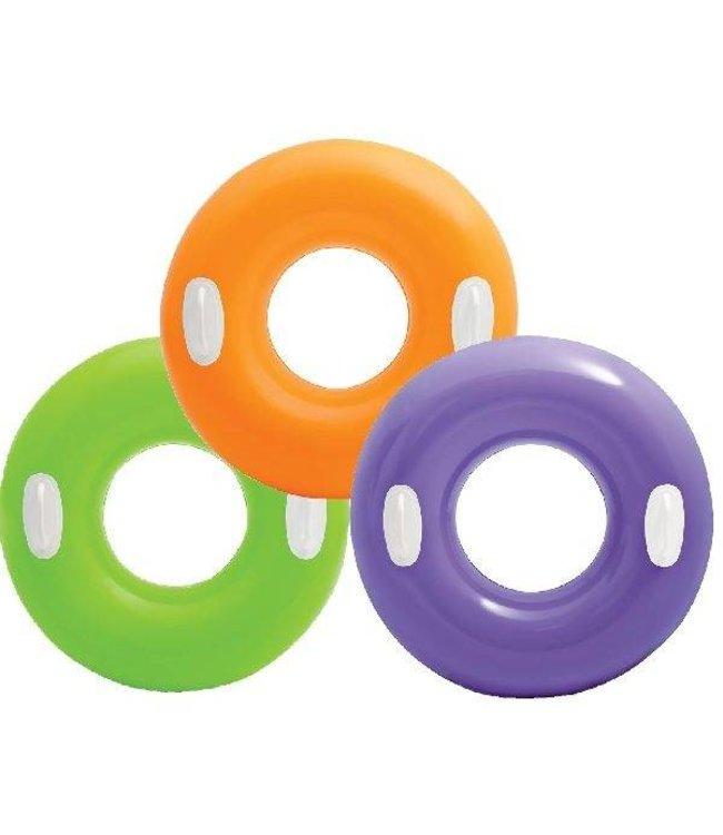 Intex Intex Hi-Gloss Zwemband met Handgrepen 76cm Assorti