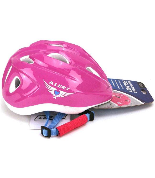 Alert Alert Verstelbare Helm Roze