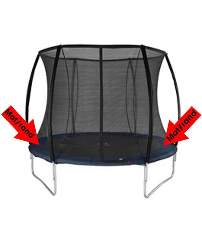Alert Alert Beschermrand voor Trampoline Zwart 305 cm