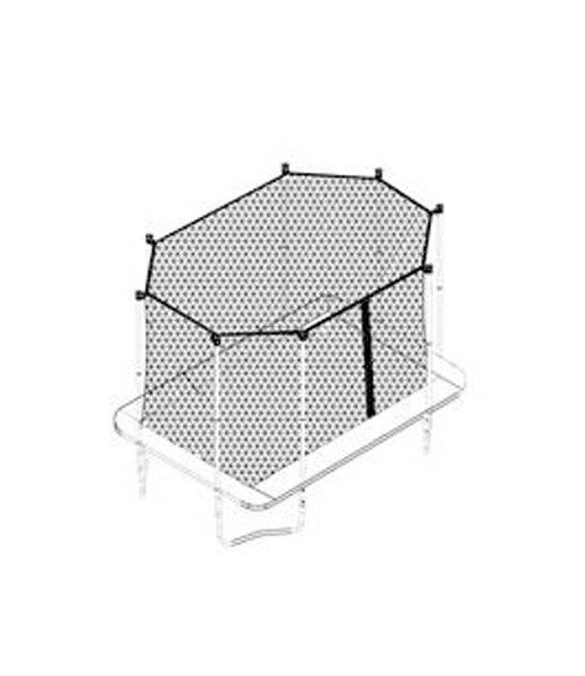 Alert Alert Springmat voor Trampoline Zwart 244 cm