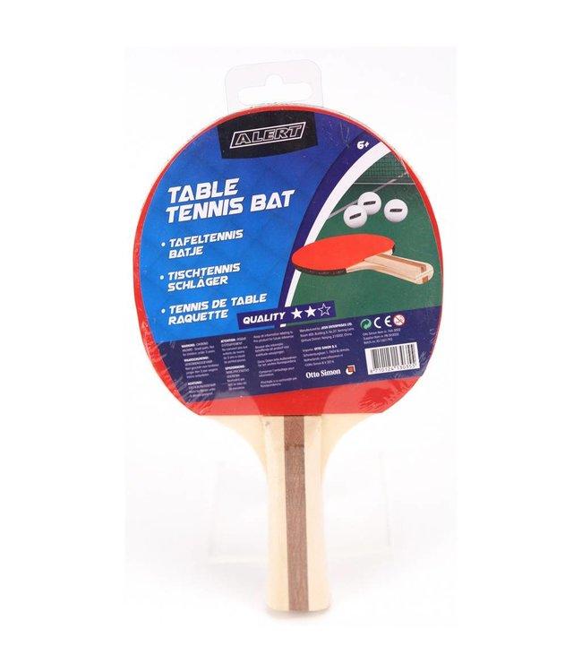 Alert Alert Tafeltennis Bat 2 Sterren