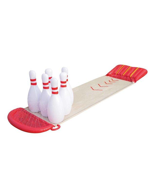 Bestway Bestway Waterglijbaan Bowling 549 cm