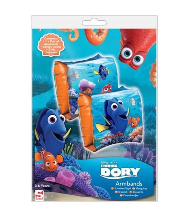 Disney Finding Dory Zwemmouwtjes 3-6 Jaar