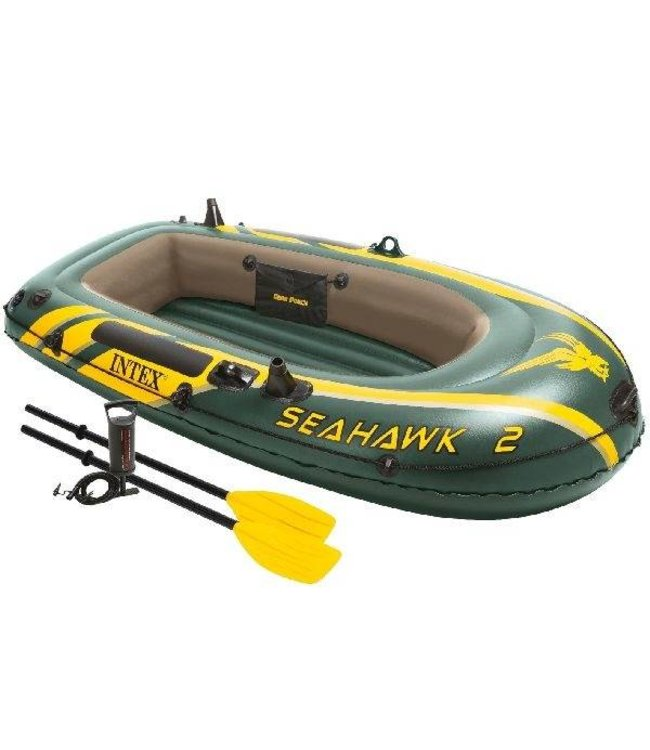 Intex Intex Seahawk 2-Persoons Boot Set