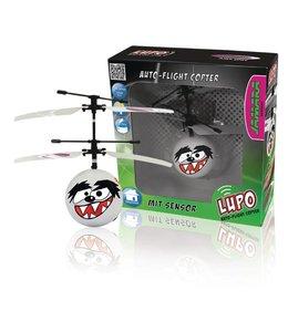 Jamara Jamara JAM-410026 RC Helikopter Lupo + Verlichting Wit