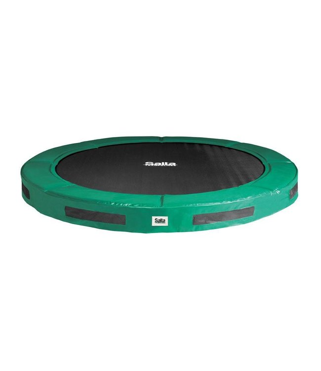 Salta Salta Excellent 549 Inground Trampoline Ø251cm Groen