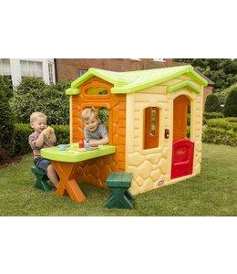 Little Tikes Little Tikes Speelhuis Picknick op de Patio