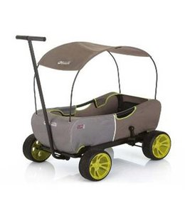 Hauck-Toys Hauck Eco Mobil Bolderkar met Zonnedak