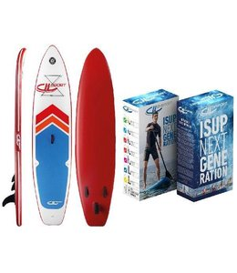 DevesSport DevesSport Opblaasbaar Sup Board Arrow1 335x75x10cm