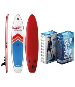 DevesSport DevesSport Opblaasbaar Sup Board Arrow2 335x75x15cm
