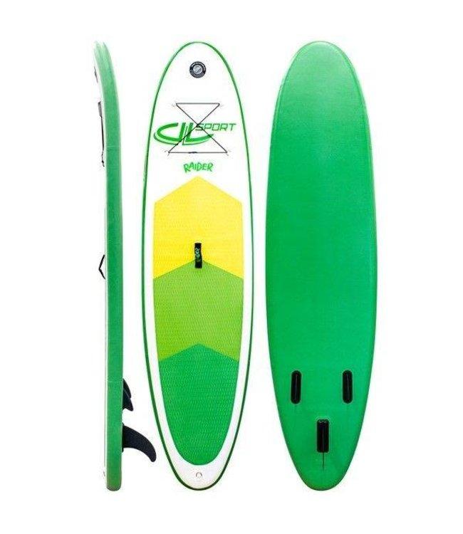 DevesSport DevesSport Opblaasbaar Sup Board Raider 300x75x10cm