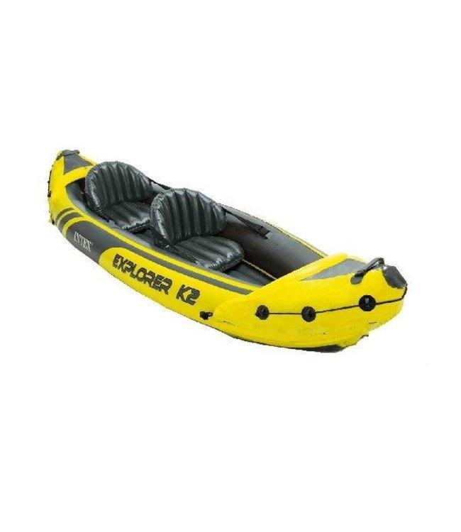 Intex Intex 68307NP Explorer K2 2-Persoons Opblaasbare Kayak