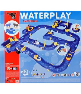 BIG BIG Waterplay Waterbaan Amsterdam