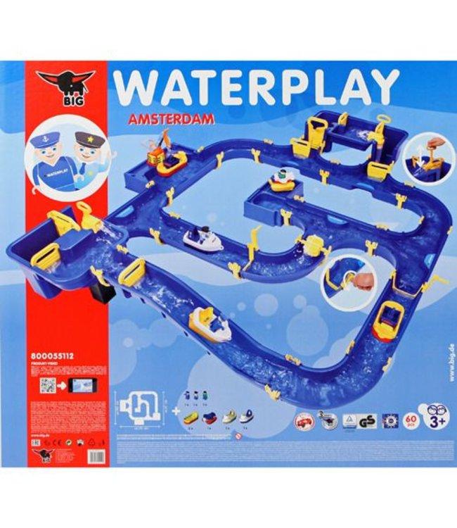 BIG BIG Waterplay Waterbaan Amsterdam