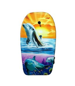 Basic Bodyboard Dolphin 83cm
