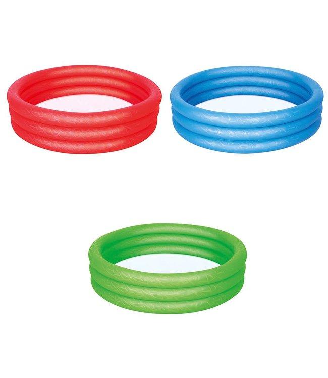 Bestway Bestway Zwembad 3-rings 183x33 cm Assorti