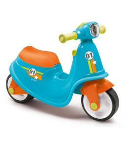 Smoby Smoby Loop Scooter Blauw