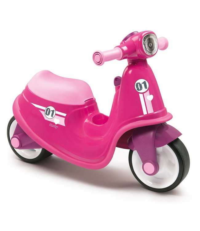 Smoby Smoby Loop Scooter Roze