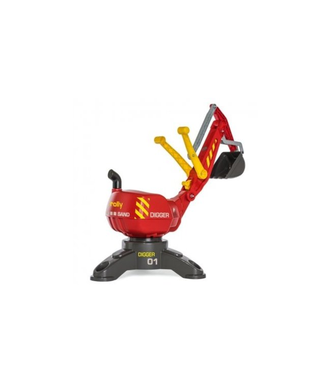 Rolly Toys Rolly Toys 422036 RollyDigger Graafmachine