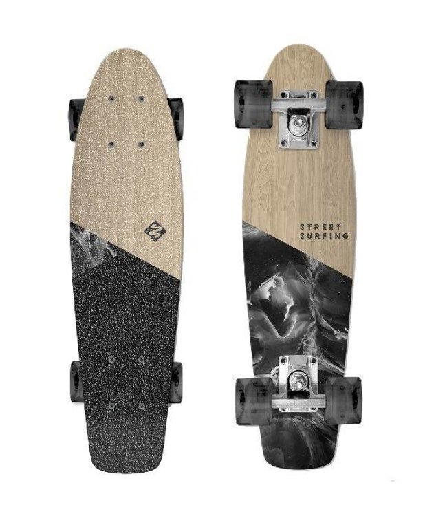 Street Surfing Street Surfing Beach Wood Skateboard