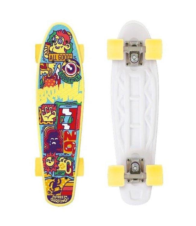 Street Surfing Street Surfing Board Corleone Skateboard