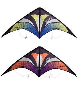 Rhombus Rhombus Swift Stuntkite Assorti