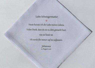 Für Schwiegermama & Schwiegerpapa