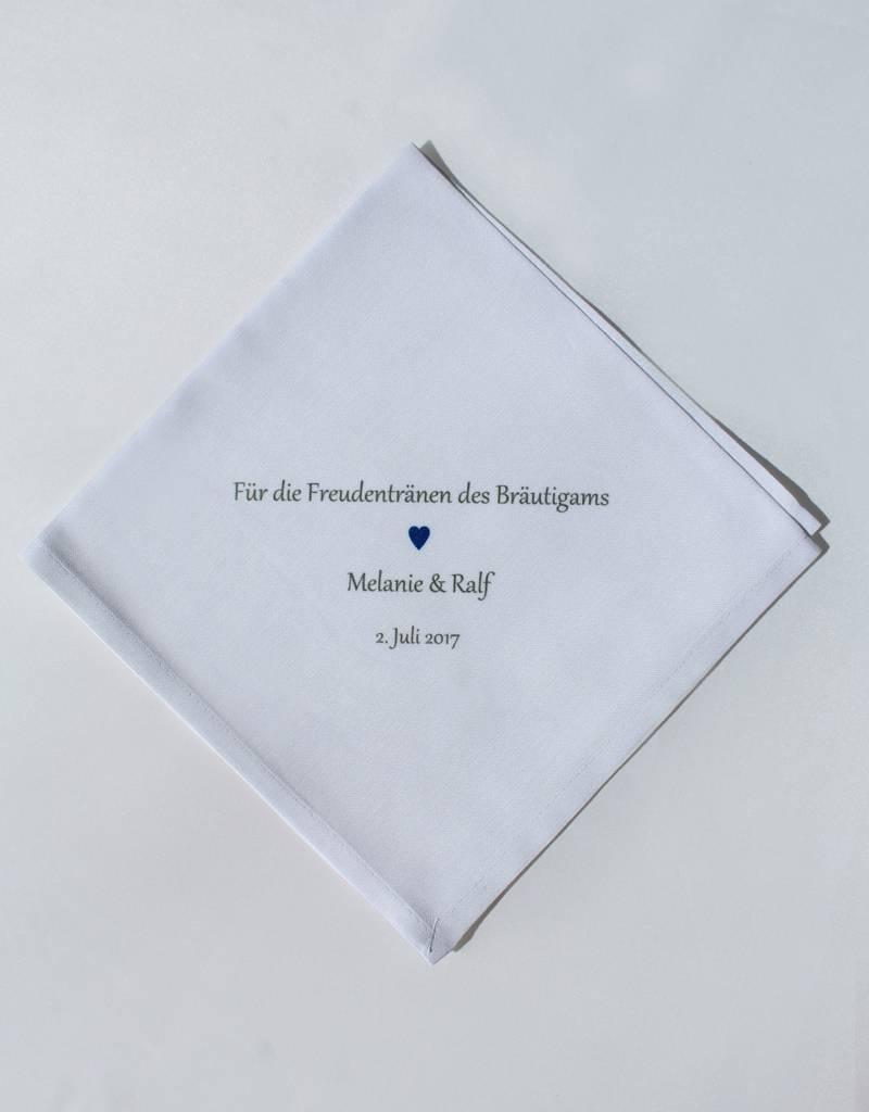 Geschenk Schwiegermutter Hochzeit - Nadelspitze