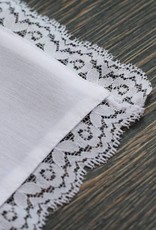 Nadelspitze Taschentuch für Mama - Das schöne Taschentuch