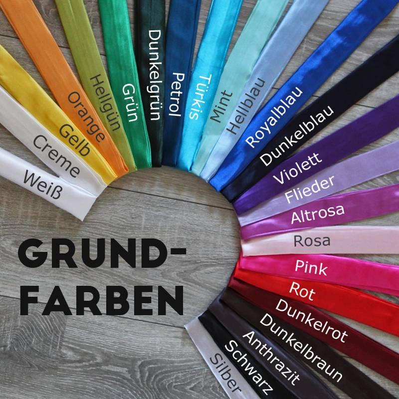 Nadelspitze Satin Classic, versch. Farben