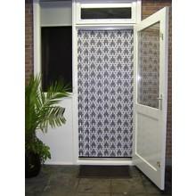 Liso ® 029 Vliegengordijn met Poortjes - kant en klaar 92 x 209