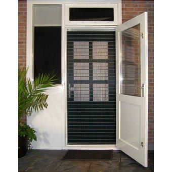 Liso ® 037 Fliegenvorhang mit Tür - fertig 92 x 209 cm