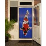 Liso ® 053 Vliegengordijn met Koi - kant en klaar 92 x 209