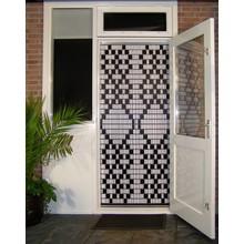 Liso ® 103 Fliegenvorhang mit maurischem Muster - fertig 92 x 209