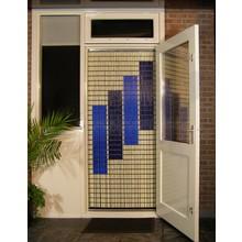 Liso ® Vliegengordijn met Balken - Doe-het-zelf pakket | Prijs / m²