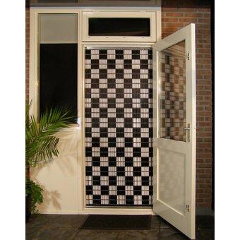 Liso ® Fliegenvorhang DIY-Paket Liso® Checkerboard DIY-Kit. Preis pro m²
