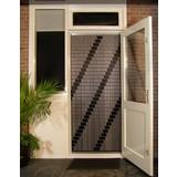 Liso ® Fliegenvorhang mit diagonalen Linien - Do-it-yourself-Paket Preis / m²