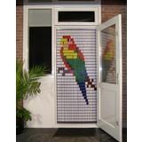 vliegengordijn Liso ® Fliegenvorhang mit Parakeet - Do-it-yourself-Paket Preis / m²