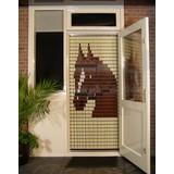 Liso ® Vliegengordijn met Paard - Doe-het-zelf pakket | Prijs / m²