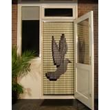 vliegengordijn Liso ® Fliegenvorhang mit Dove im Flug - Do-it-yourself-Paket Preis / m²