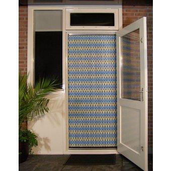 Liso ® Vliegengordijn DHZ-Pakket Liso® 50%/kleur - Doe-het-zelf pakket. Prijs per / m²
