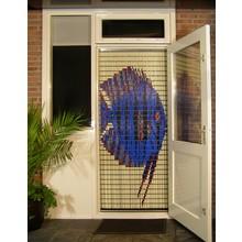 Liso ® 031 Vliegengordijn met Maanvis - Doe-het-zelf pakket | Prijs / m²