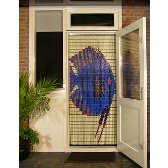 Liso ® Fliegenvorhang DIY-Paket Liso® Moonfish - Do-it-yourself-Paket. Preis pro m²
